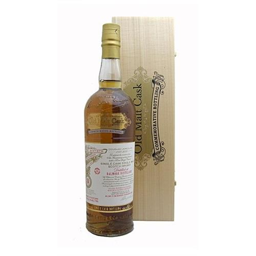 Dalmore 1976 32 years Old Douglas Laing 60th Anniversary 70cl Image 1