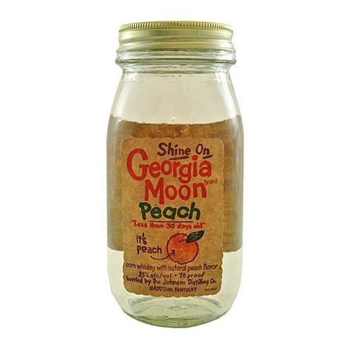 Georgia Moon Peach 35% 70cl Image 1