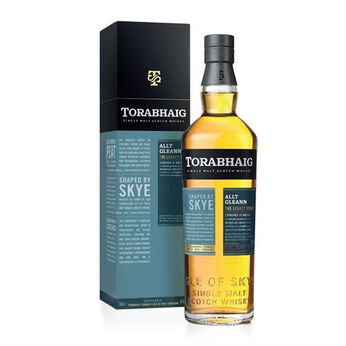 Torabhaig Legacy Series Allt Gleann Single Malt Whisky 70cl Image 1