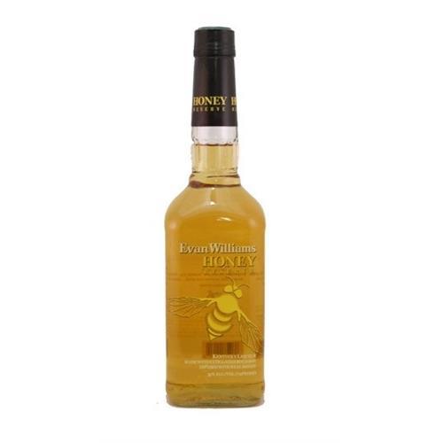 Evan Williams Honey Liqueur 35% 70cl Image 1