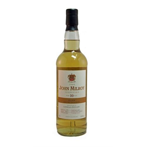 Laphroaig 10 years old John Milroys 60.4% 70cl Image 1