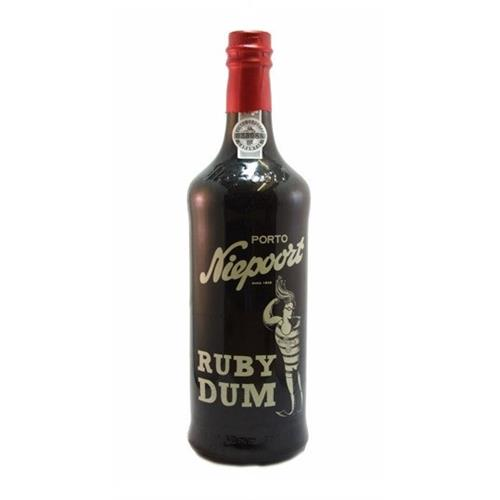 Niepoort Ruby Dum Port 20% 75cl Image 1