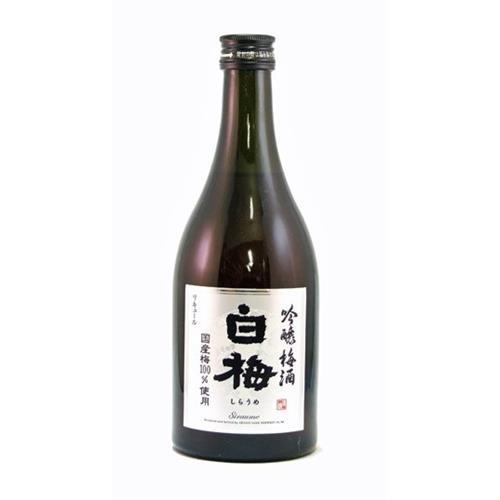 Akashi -Tai Shiraume Umeshu 14% 50cl Image 1