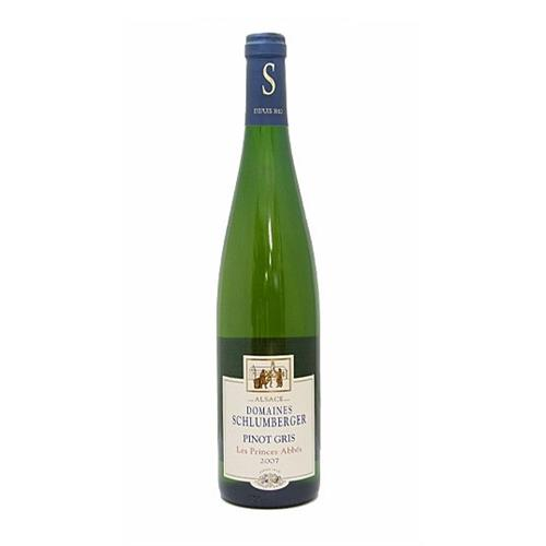 Schlumberg Pinot Gris Les Princes Abbes 75cl Image 1