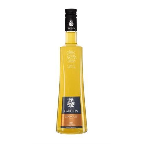 Cartron Mango Liqueur 25% 50cl Image 1