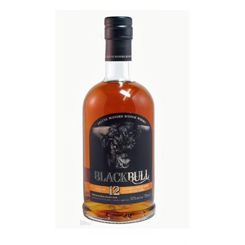 Blackbull 12 years old 50% 70cl Image 1