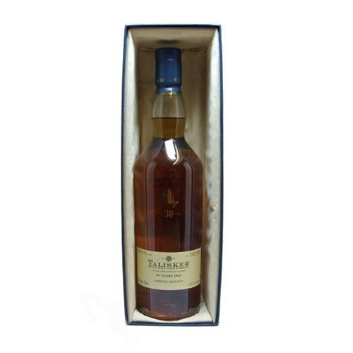 Talisker 30 years old Bottled 2010 53.1% 70cl Image 1