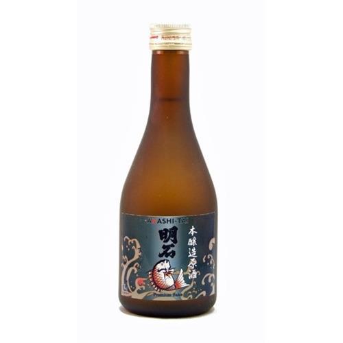 Akashi Tai Sake Honjozo Genshu 30cl Image 1