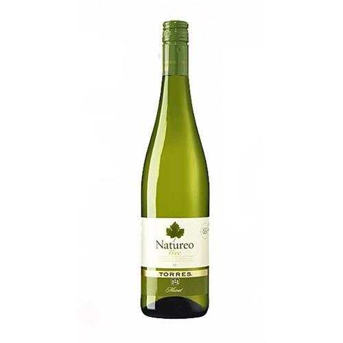 Torres Natureo Blanco 2019 De-Alcoholised Wine 75cl Image 1
