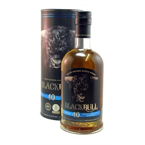 Black Bull 40 years old 40.2% 70cl Image 1