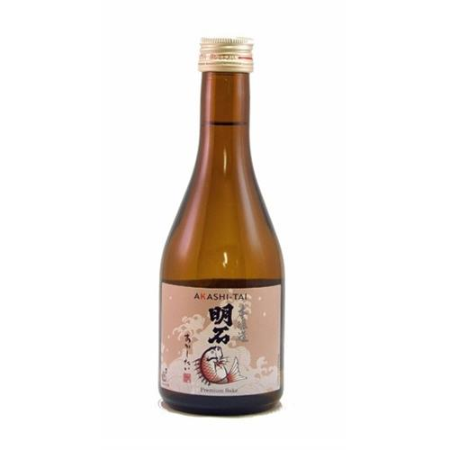 Akashi Tai Honjozo Sake 30cl Image 1
