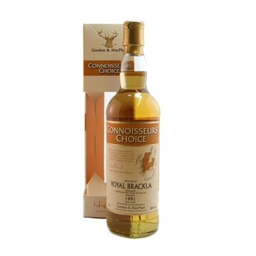 Royal Brackla 1991 Connoisseurs Choice 46% 70cl Image 1