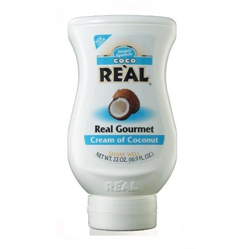 Real Coco Cream Of Coconut 595g Image 1