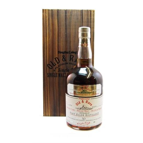 Port Ellen 30 years old 1979 Douglas Laing Old and Rare 52.1% 70cl Image 1