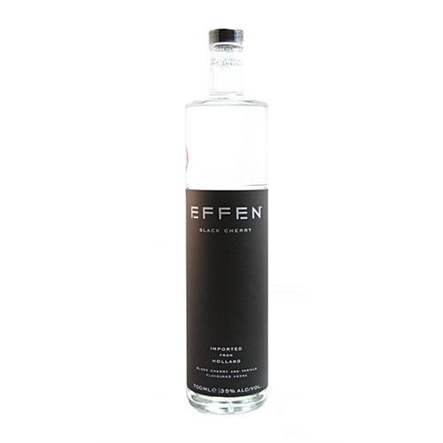 Effen Black Cherry Vodka 37.5% 70cl Image 1