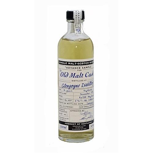 Glengoyne 13 years old 1996 Old Malt Cask 50% 20cl Image 1