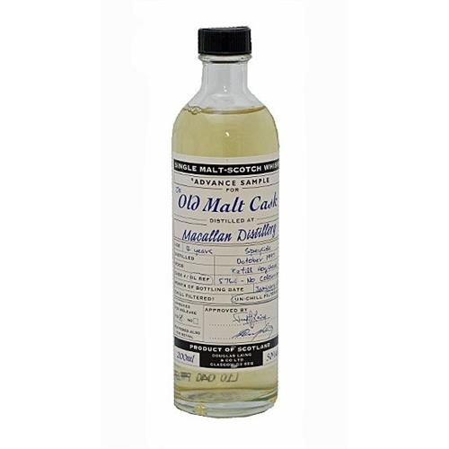 Macallan 12 years old 1997 Old Malt Cask 50% 20cl Image 1