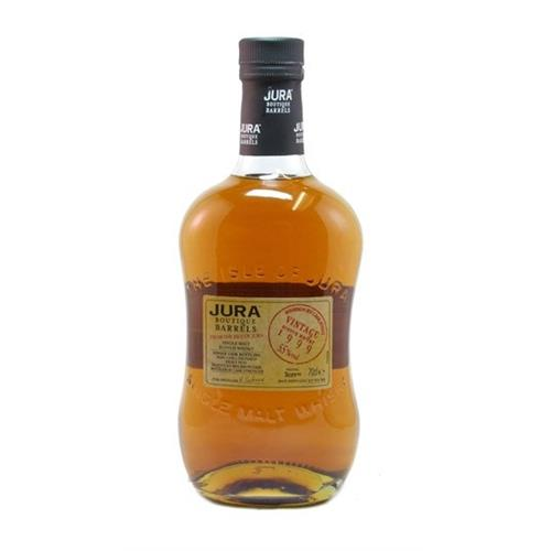 Isle of Jura Boutique Barrels 1999 Heavy Peat 55% 70cl Image 1