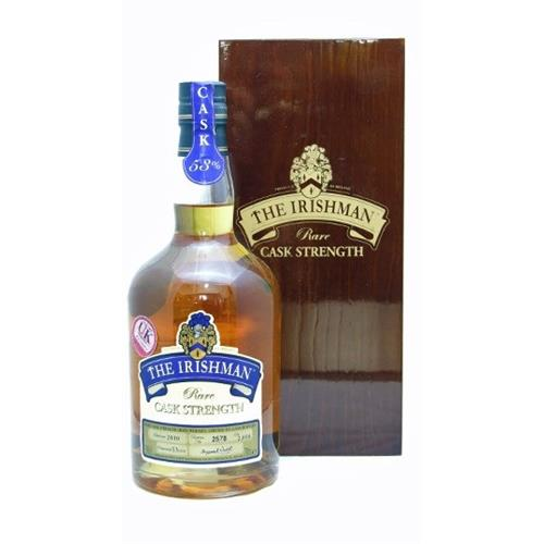 The Irishman Cask Strength 53% 2010 Image 1