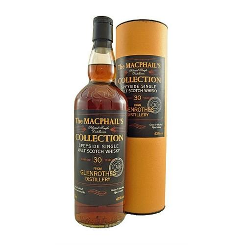 Glenrothes 30 years old The Macphails Collection 43% 70cl Image 1