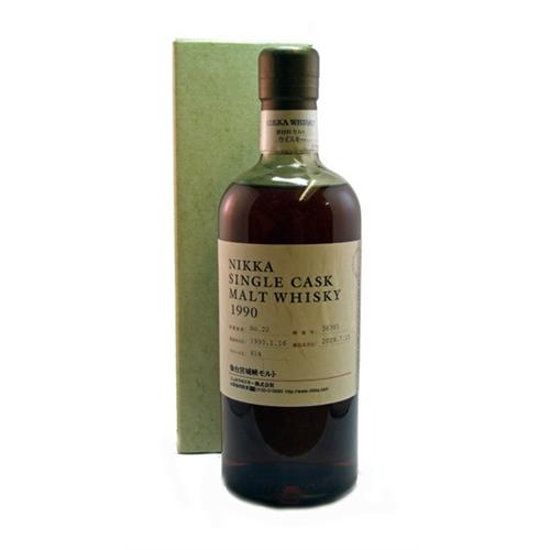 Nikka Single Cask 1990 Miyagiko 61% 70cl Image 1