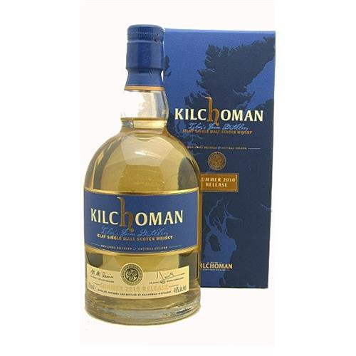 Kilchoman 3 years old Summer 46% 75cl Image 1