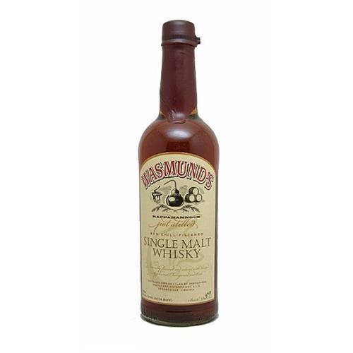Wasmunds Single Malt Whisky Pot Stilled 48% 75cl Image 1