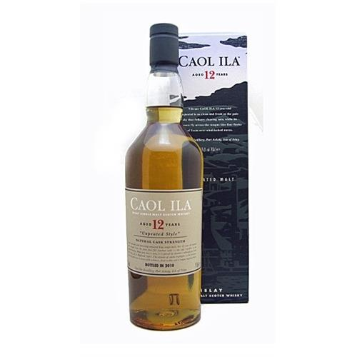 Caol Ila 12 years old Unpeated 57.6% 70cl Image 1