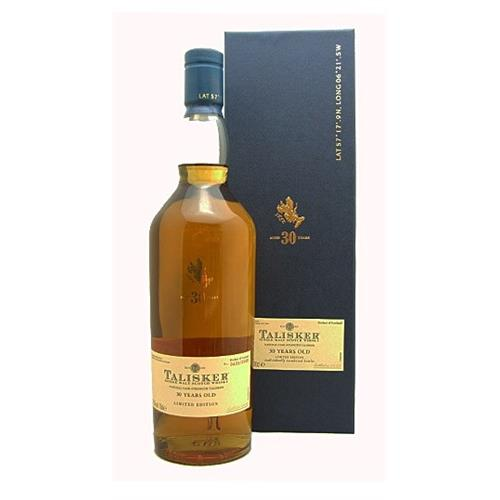 Talisker 30 years old 57.3% vol Limited Edition 2010 70cl Image 1