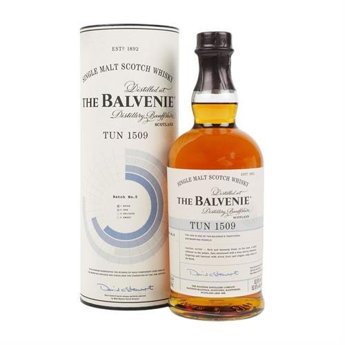 Balvenie Tun 1509 Batch No.5 62.6% vol 70cl Image 1