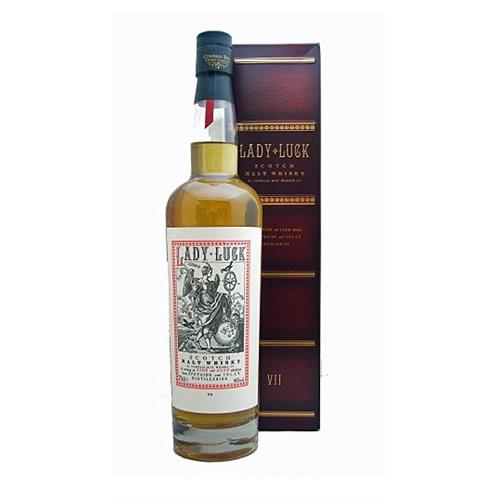 Lady Luck Compass Box 46% 70cl Image 1