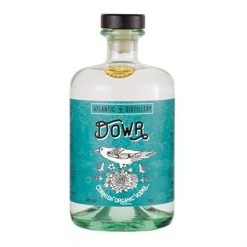 Atlantic Distillery Dowr Organic Cornish Vodka 70cl Image 1