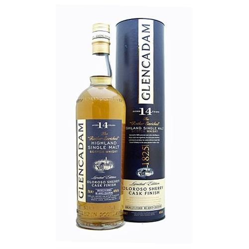 Glencadam 14 years old Sherrywood 46% 70cl Image 1