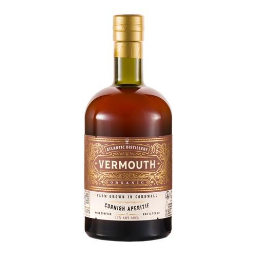 Atlantic Distillery Organic Cornish Rose Vermouth 50cl Image 1
