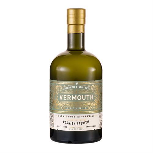Atlantic Distillery Organic Cornish White Vermouth 50cl Image 1