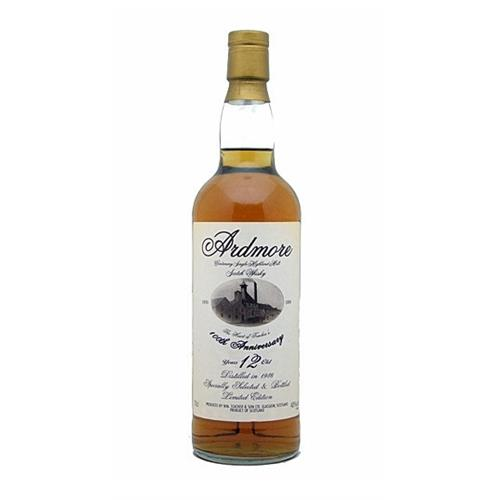 Ardmore 100th Anniversary 40% 70cl Image 1