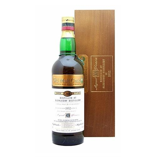 Glenlochy 1952 49 years old Old Malt Cask 43% 70cl Image 1