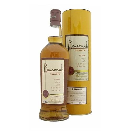 Benromach Origins Batch No.1 Golden promise 50% 70cl Image 1