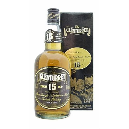 Glenturret 15 years old 40% 75cl Image 1