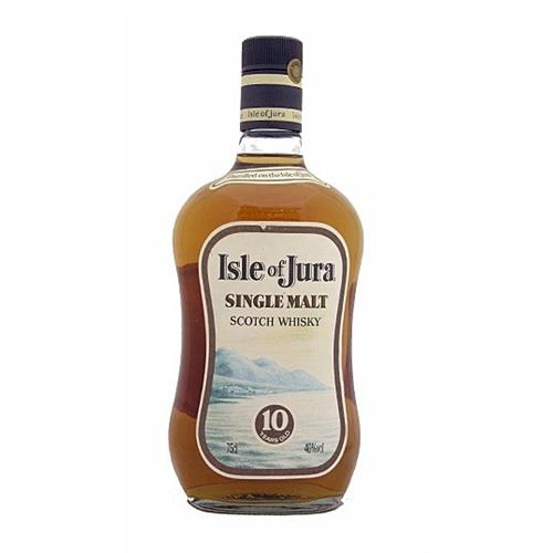 Isle of Jura 10 years old 40% 75cl Image 1