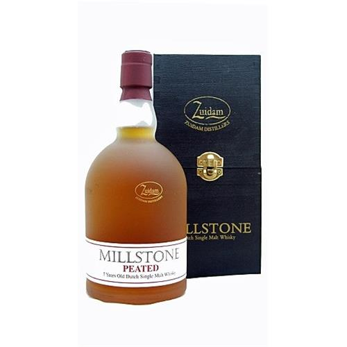 Millstone Peated 5 years old Zuidam 40% 70cl Image 1