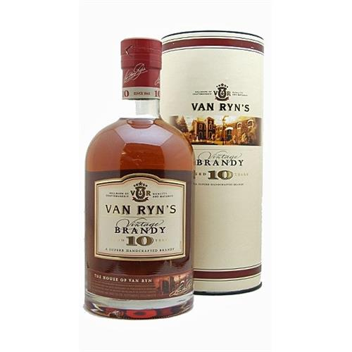 Van Ryn's 10 years old Brandy 38% 70cl Image 1
