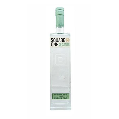 Square One Cucumber Vodka Organic 40% 70cl Image 1