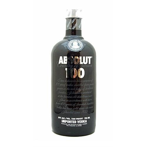 Absolut 100 50% vol 70cl Image 1