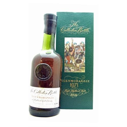 Glenmorangie Culloden Bottle 1971 43% 70cl Image 1