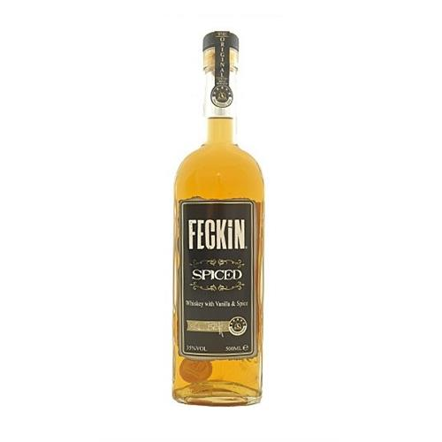 Feckin Spiced Whiskey 35% 50cl Image 1