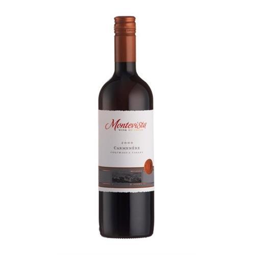 Montevista Carmenere 2018 75cl Image 1