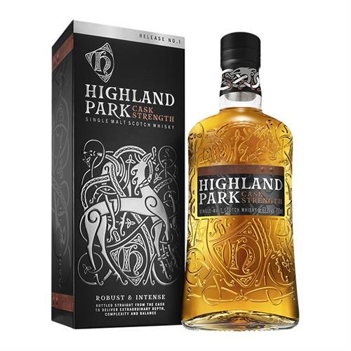 Highland Park Cask Strength Batch 1 70cl Image 1