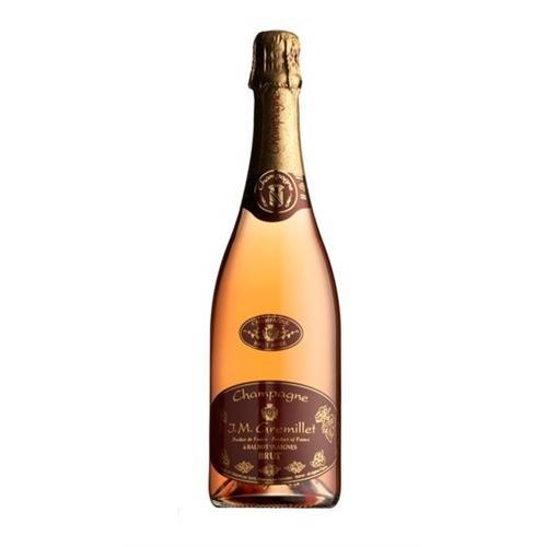 Champagne Gremillet Rose Brut 12% 75cl Image 1