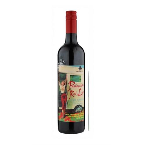 Passion Has Red Lips, Cabernet Shiraz Some Young Punks 2017 75cl Image 1